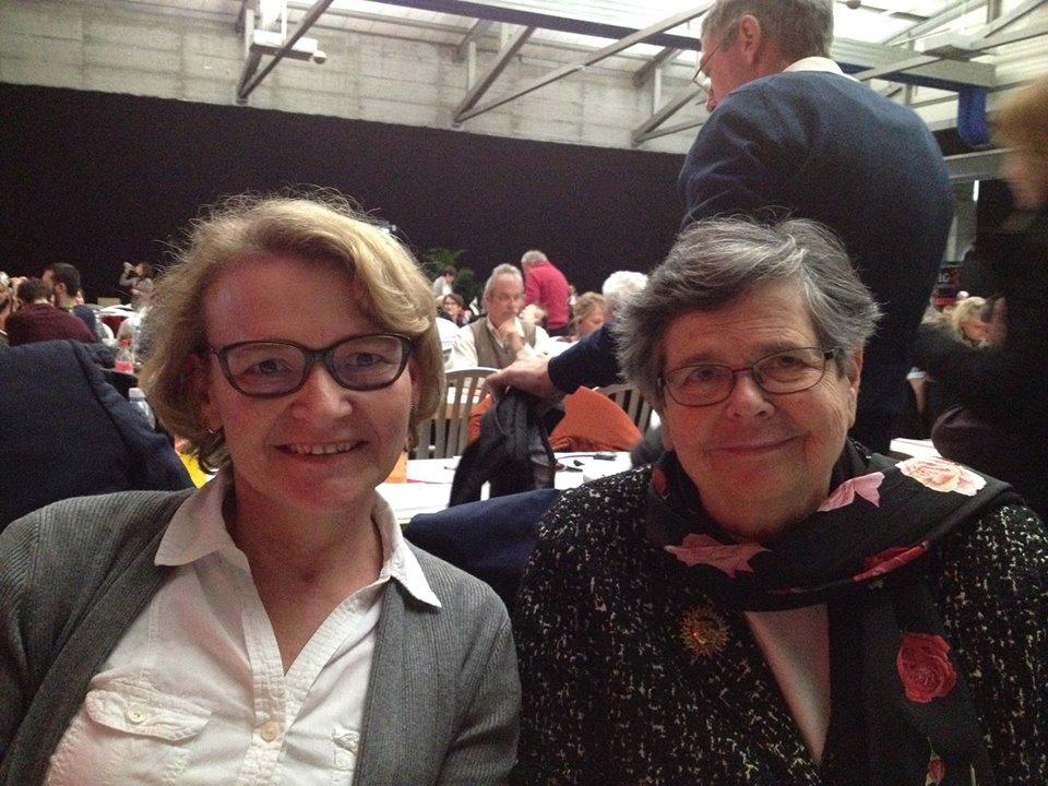 mit Ruth Dreifuss